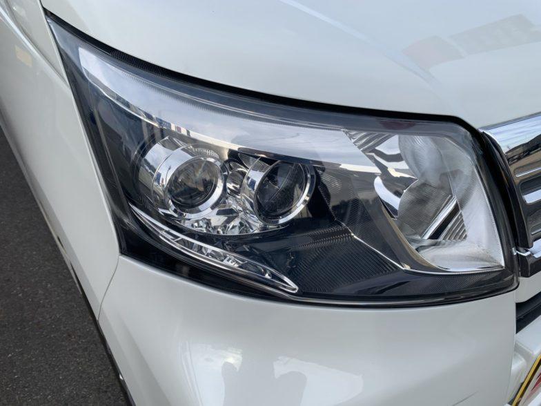 ダイハツ ムーヴ カスタムX HDDナビ LEDヘッドライト スマートキー|尾張旭市にある中部運輸局指定民間車検工場
