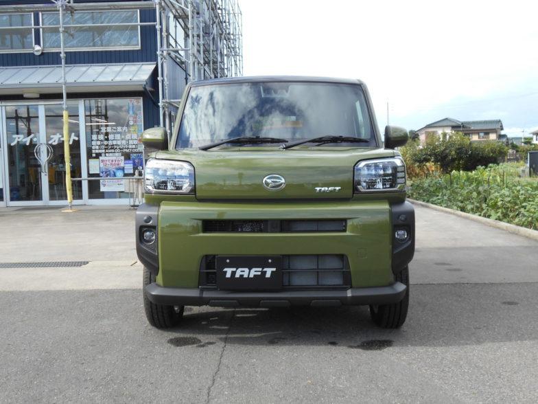 ダイハツ TAFT|尾張旭市にある中部運輸局指定民間車検工場